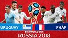 """Mark Lawrenson """"Gia Cát Dự"""": Pháp thắng 1-0, Brazil hạ gục Bỉ"""