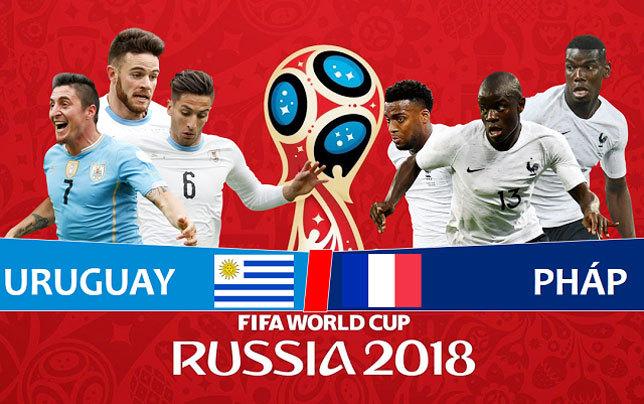 Mark Lawrenson 'Gia Cát Dự': Pháp thắng 1-0, Brazil hạ gục Bỉ
