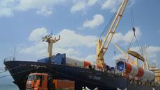Tuabin GE bắt đầu hành trình về với Phong điện Tây Nguyên