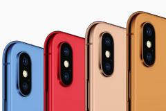 iPhone 2018 sẽ có thêm 5 màu sắc mới?