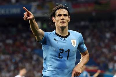 Đội hình ra sân Uruguay vs Pháp: Cavani không thi đấu