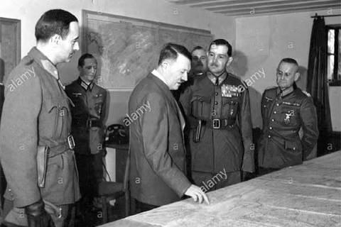 Ngày này năm xưa: Kế hoạch kinh hoàng Hitler định dùng cho Liên Xô