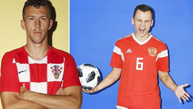 Kịch bản Nga vs Croatia: Chủ nhà dừng bước phiêu lưu