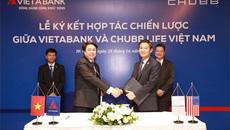 VietABank phân phối bảo hiểm nhân thọ Chubb Life Việt Nam