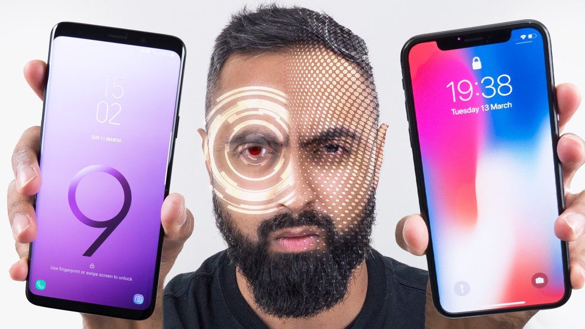 Face ID,Samsung,Nhận diện khuôn mặt,Điện thoại Samsung