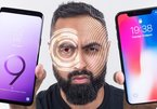 Điện thoại Samsung sẽ có Face ID như iPhone X