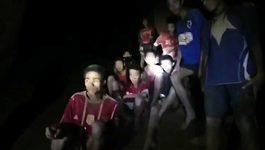 Phát hiện đường hầm mới, tin vui cho đội bóng Thái
