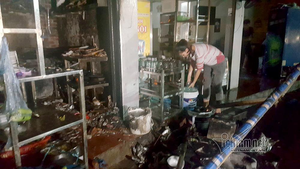cháy,hỏa hoạn,cháy quán bia,Hà Nội