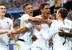 Uruguay dính họa thủ môn, Pháp bay vào bán kết