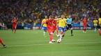 Video bàn thắng Brazil 1-2 Bỉ