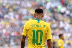Neymar bất lực trước Courtois: Dấu chấm hết cho kẻ... ăn vạ!