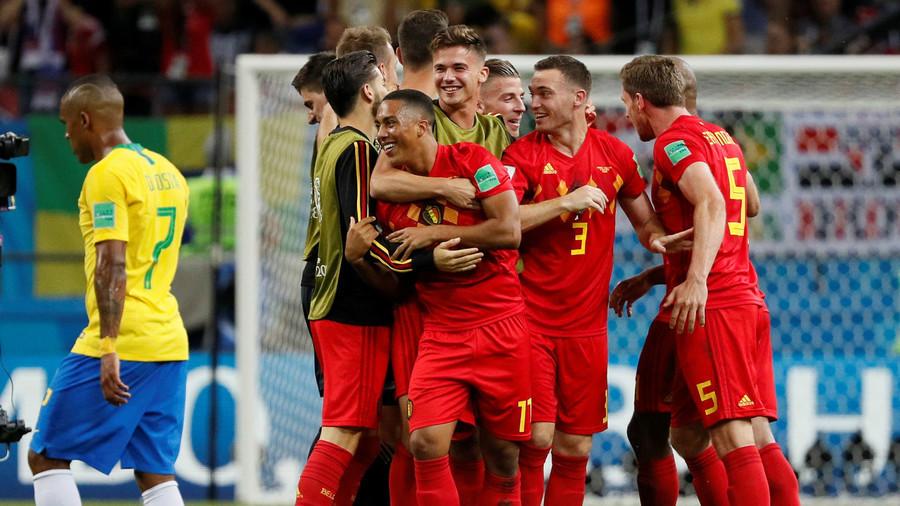 Brazil lạc lối, World Cup 2018 thành giải Euro!