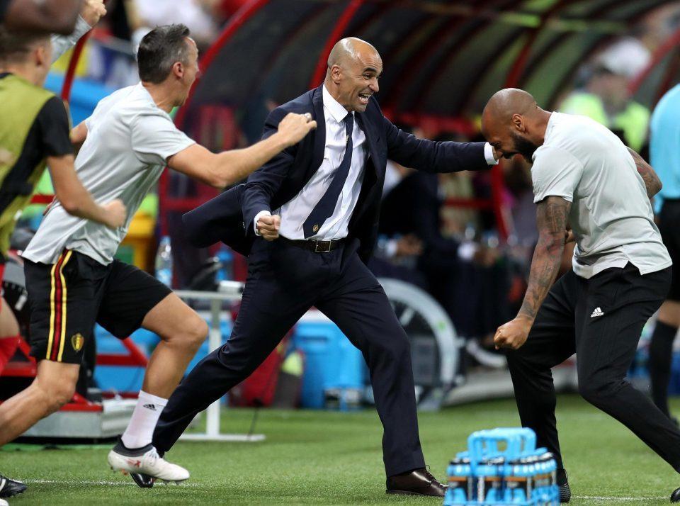 HLV Bỉ cao ngạo: Đánh bại Brazil cũng thường thôi!