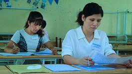 Điểm thi THPT quốc gia 2018: Đã có thí sinh đạt 9,5 điểm môn Ngữ văn