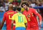 Bỉ đá bay Brazil: Quỷ đỏ ma mãnh, Neymar khóc hờn Fellaini