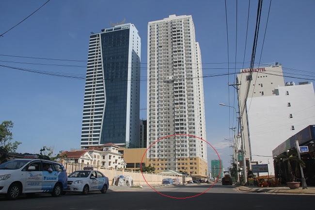 Đà Nẵng đình chỉ hoạt động 4 tầng khách sạn Mường Thanh sông Hàn