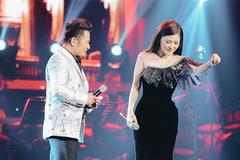 Bằng Kiều - Hương Tràm gây thổn thức khi hát hit 'Em gái mưa'