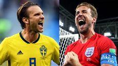 Anh vs Thụy Điển: Vượt chướng ngại vật