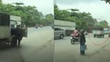Hành động của tài xế làm mát lòng người trong những ngày nắng nóng