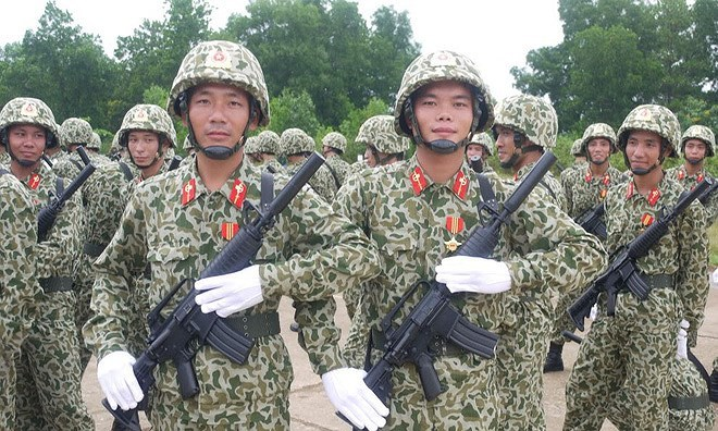 Quân phục ngụy trang 'kỹ thuật số' của Việt Nam có những ưu điểm nào?