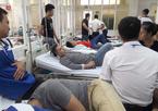 Hà Nội: Hơn 100 học viên nghi ngộ độc thực phẩm nằm la liệt