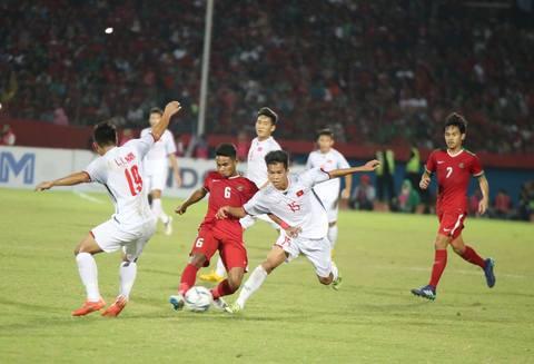 Video U19 Việt Nam 0-1 U19 Indonesia