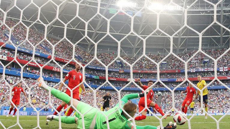 Anh vào bán kết World Cup 2018: Những 'bí ẩn' khó tin