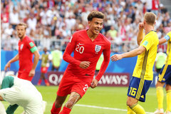Anh chơi bùng nổ, hạ đẹp Thụy Điển đoạt vé bán kết