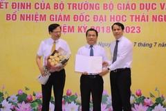 ĐH Thái Nguyên có giám đốc mới