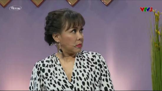 Trương Thế Vinh sốc trước câu hỏi nghi ngờ giới tính của Việt Hương