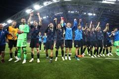 Video bàn thắng Nga 2-2 Croatia (pen 3-4)