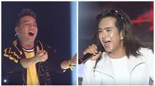 Đàm Vĩnh Hưng phấn khích vì Hùng Thuận bắt chước giống hệt Minh Thuận
