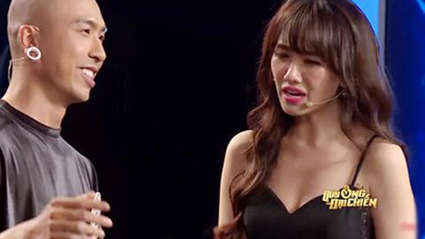 Quý ông đại chiến: Hari Won 'nổi điên' khi bị gọi bằng tên tình cũ Trấn Thành Mai Hồ