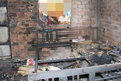 Gã đàn ông phóng hỏa thiêu sống người tình và con gái