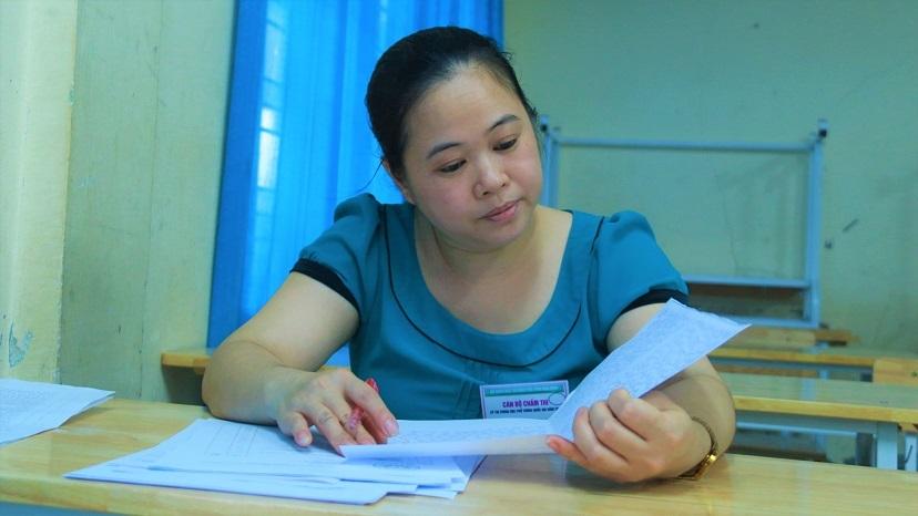 Điểm thi THPT quốc gia 2018: Đã có thí sinh đạt 9,75 điểm Ngữ văn