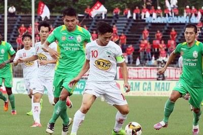 Lịch thi đấu, kết quả vòng 19 Nuti Cafe V-League 2018
