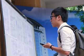 Trường y hạ điểm sàn xét tuyển 2018