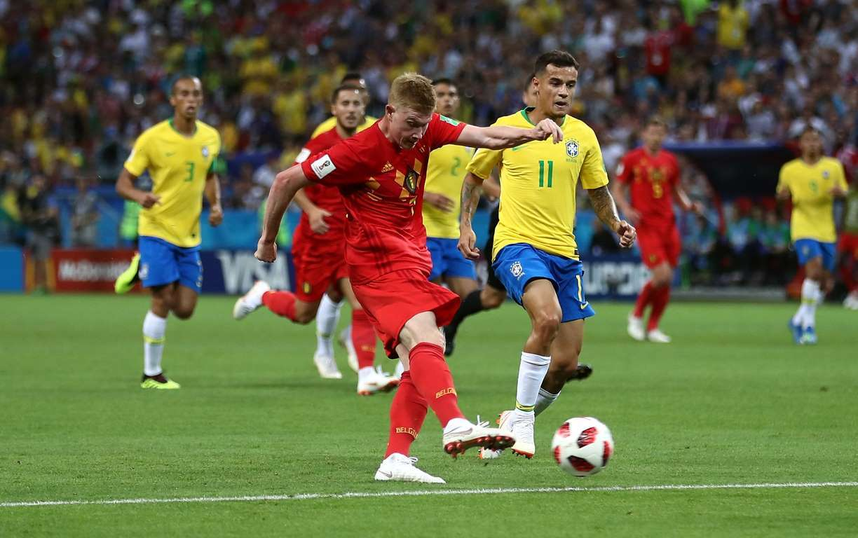 Bán kết Pháp vs Bỉ: Derby Manchester ở World Cup 2018