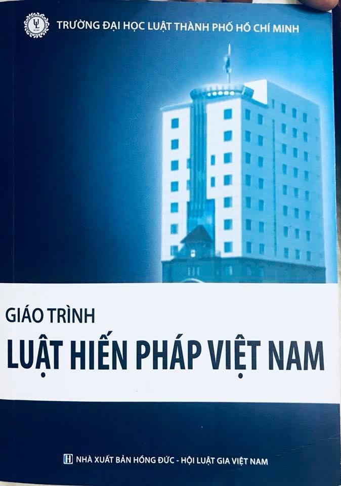 Phó khoa Trường ĐH Luật TP.HCM bị 'tố' đạo văn của đồng nghiệp