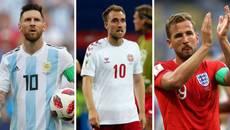 Croatia cảnh báo Harry Kane và tuyển Anh: Hãy nhìn gương Messi!