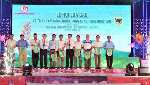 150 doanh nghiệp dự Lễ hội lúa gạo vùng ĐBSCL