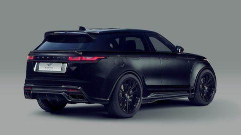 Bản xe độRange Rover Velar cá tính