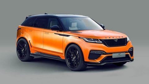 Xe độ,Range Rover