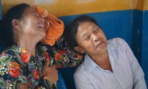 Xét xử vụ sát hại gia đình 5 người ở Bình Tân: Người nhà gào khóc