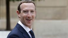 Vượt tỷ phú Warren Buffett, CEO Facebook giàu thứ ba thế giới