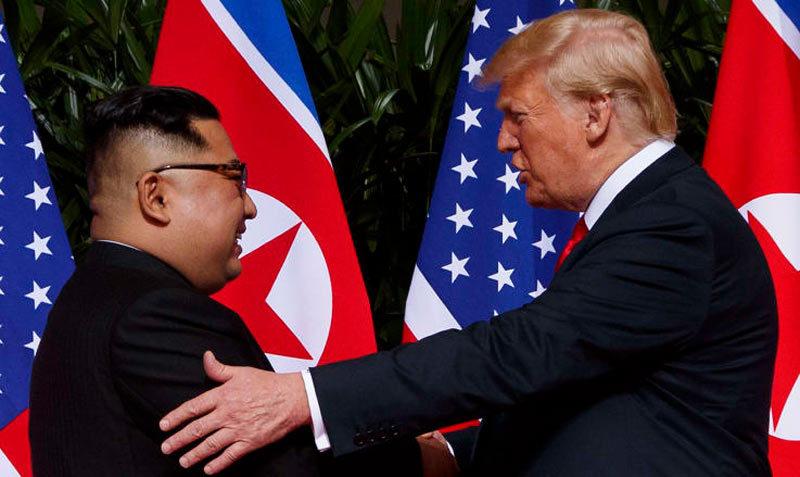 Mỹ,Triều Tiên,Kim Jong Un,Donald Trump,hạt nhân Triều Tiên
