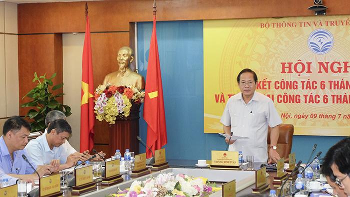 Bộ trưởng TT-TT,Trương Minh Tuấn,mạng xã hội,báo chí,Mobifone mua AVG,Mobifone,AVG