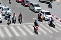 Camera giám sát giao thông ghi nhận: Cứ 1 phút có 10 vụ vượt đèn đỏ