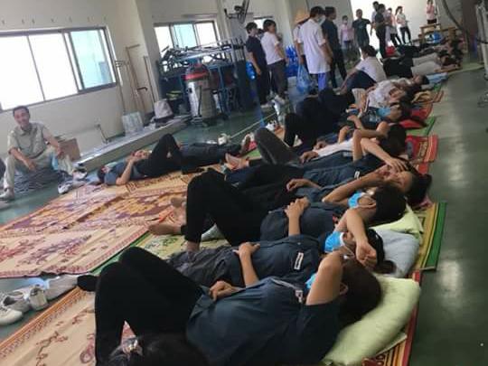 Thông tin bất ngờ vụ hàng trăm công nhân sơ tán khẩn cấp vì khí độc