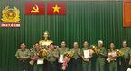 Bộ Công an thưởng nóng các đơn vị phá án vụ khủng bố trụ sở công an